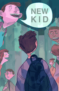 New-Kid Spring Show